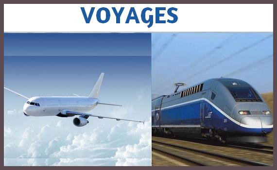 Aéroports / Gares / Hôtels